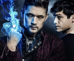 the mortal instruments, shadowhunters, and harry shum jr image