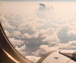 clouds, inspiration, and photography image