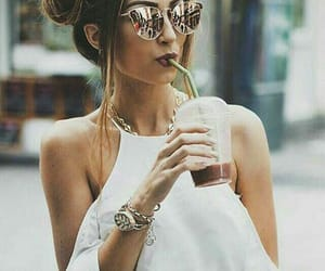 coffee, watches, and summer image