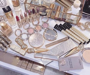 makeup, beauty, and glam image