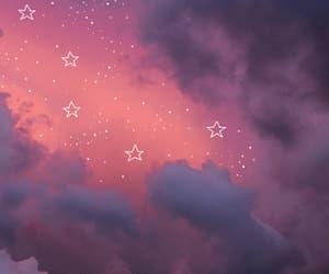 gif, sky, and stars image