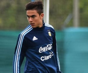 argentina, train, and dybala image