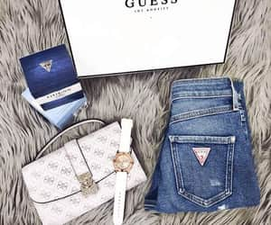 bag, guess, and style image