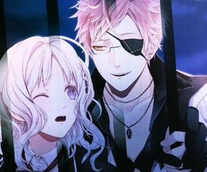 shin, wolf, and diabolik lovers image
