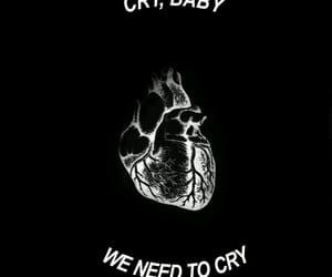 the neighbourhood, cry baby, and cry image