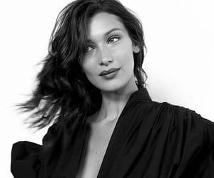 bella hadid, model, and style image