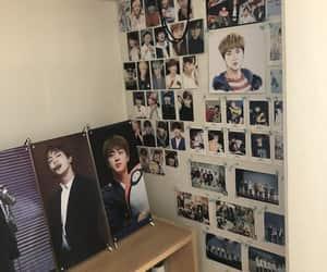 bts, kpop room, and kpop merch image
