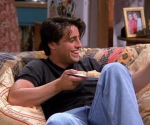 friends, joey tribbiani, and Matt LeBlanc image