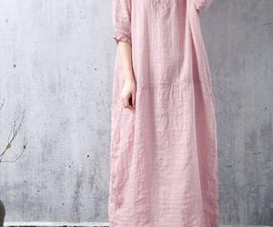 etsy, summer dress, and white dress image