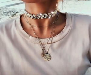 diamonds and necklace image