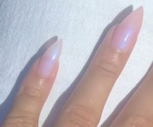 glitter, nails, and pretty image