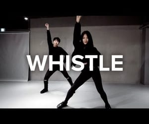 dance, video, and whistle image