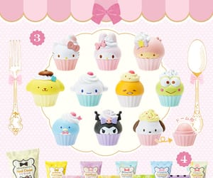 cosmetics, kawaii, and sanrio image