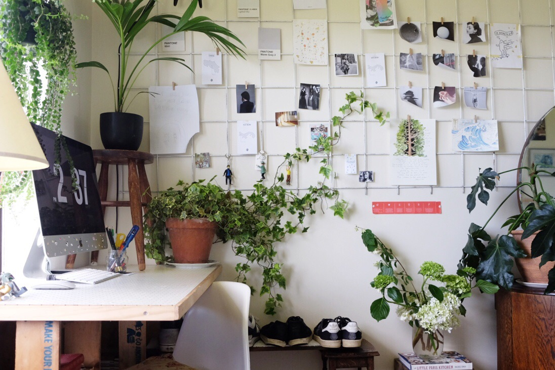Image About Tumblr In Art Studio By Fatkun96 On We Heart It