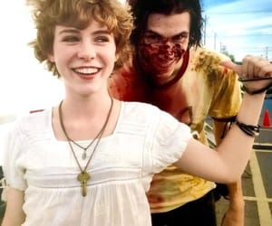 stephen king it, it, and sophia lillis image
