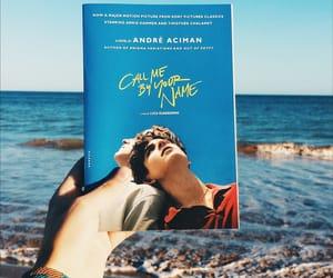 beach, book, and cinema image