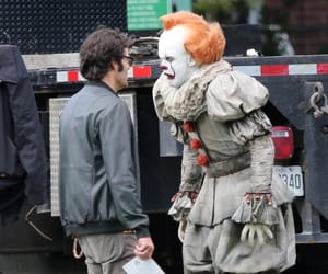 Bill Hader, it, and pennywise image