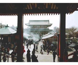 asakusa, japan, and shrine image