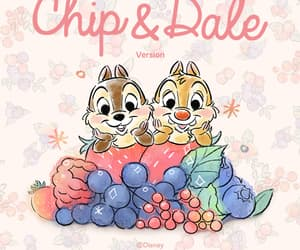 fruit, chip, and dale image