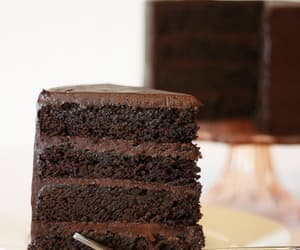 cake, food, and muffins image