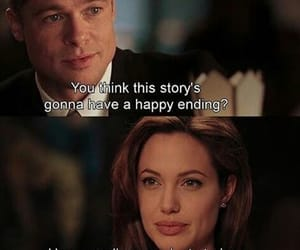 Angelina Jolie, brad pitt, and movie image