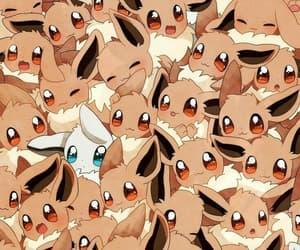 pokemon, eevee, and wallpaper image