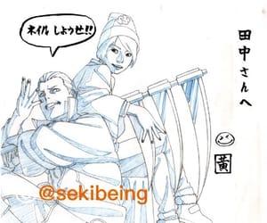 akatsuki, girl, and naruto image