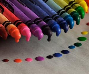 rainbow, yey, and wow image