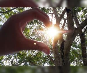 sol, tarde, and corazón image