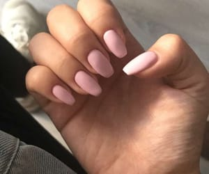beautyfull, gold, and nails image