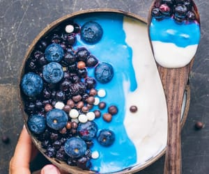 aesthetic, berries, and delicious image