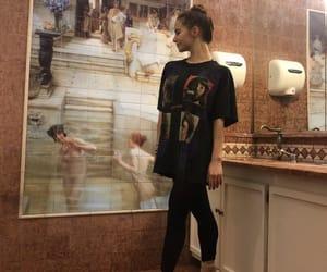 ballerina, sapatilha, and violetta image