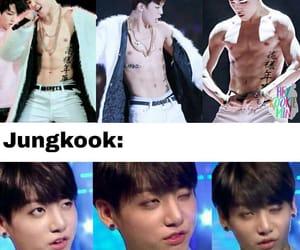 sexy, bts, and jungkook image