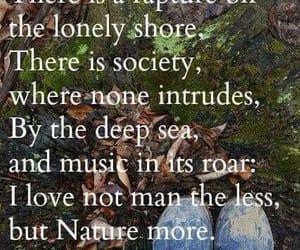 nature, pleasure, and love image