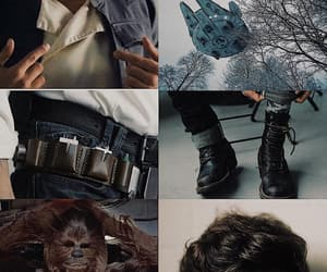 a new hope, aesthetic, and han solo image
