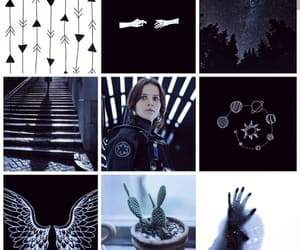 aesthetic, jyn erso, and character image