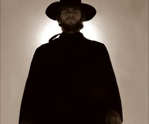 clint eastwood, cowboy, and macho image