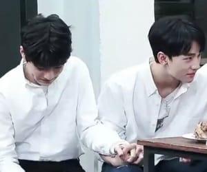 hyunjin, jeongin, and hyunin image
