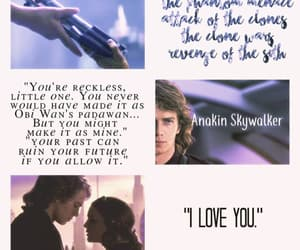 aesthetic, revenge of the sith, and Anakin Skywalker image