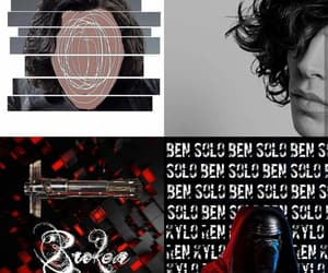 aesthetic, kylo ren, and ben solo image