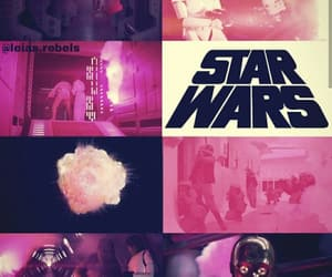 a new hope, aesthetic, and george lucas image