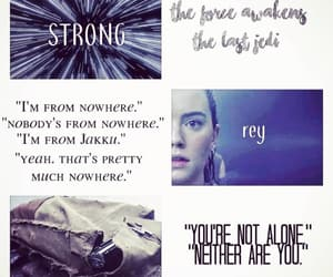 aesthetic, rey, and character image