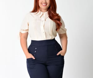 modest and plus size image