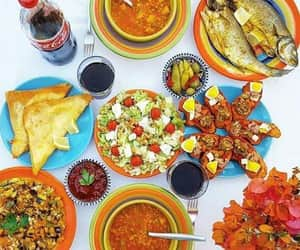 delicious, table, and tunisie image