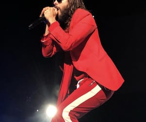 30 seconds to mars, jared leto, and San Diego image