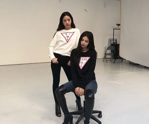 guess, queens, and yg image