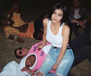 boring, kylie jenner, and girl image