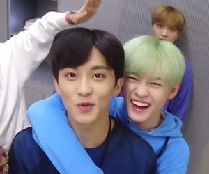 nct and chenle image