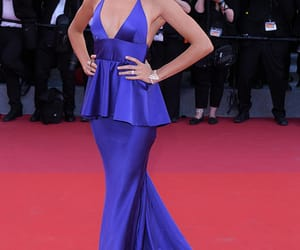 cannes film festival, hailey baldwin, and red carpet image