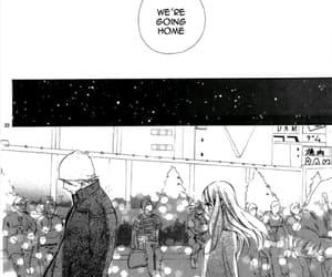home, manga boy, and manga girl image